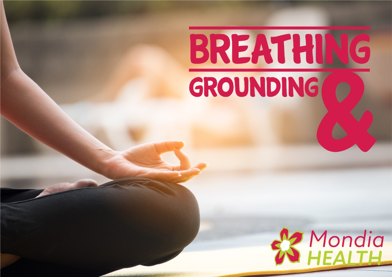 Breathing and Grounding