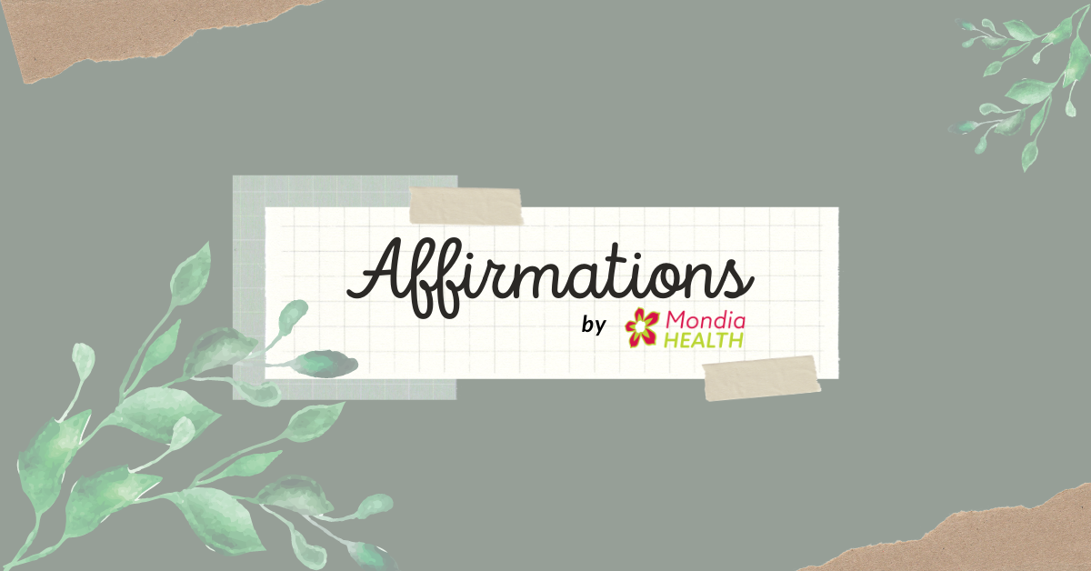 Affirmations: The power of thinking positively